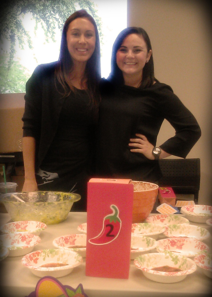 salsa competition for our employees