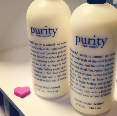 we heart purity