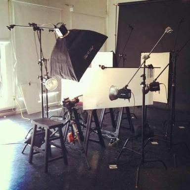 in the studio: where magic happens