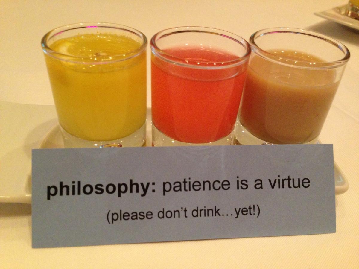 patience and parties {photo credit: jazmineduke via instagram}