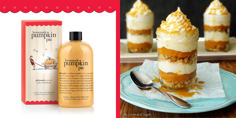 pumpkin pie photo credit: lifeloveandsugar.com