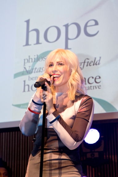 PHILOSOPHY Hope & Grace Natasha Bedingfield